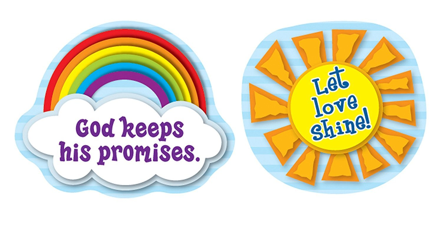 CD 168084 LET LOVE SHINE SHAPE STICKERS