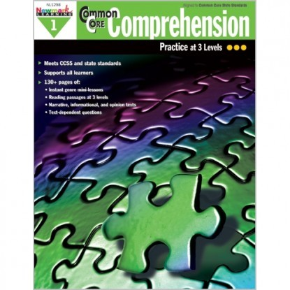 NL 1298 COMMON CORE COMPREHENSION GR. 1