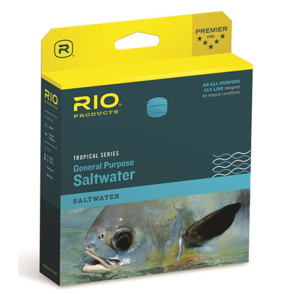 RIO Saltwater Tropical Fly Line