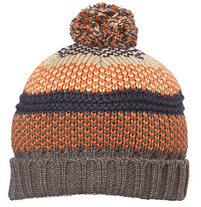 Toshi Beanie Pirate, Rust, Large