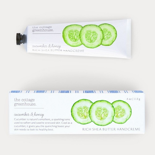 Cucumber & Honey Shea Butter Hand Cream