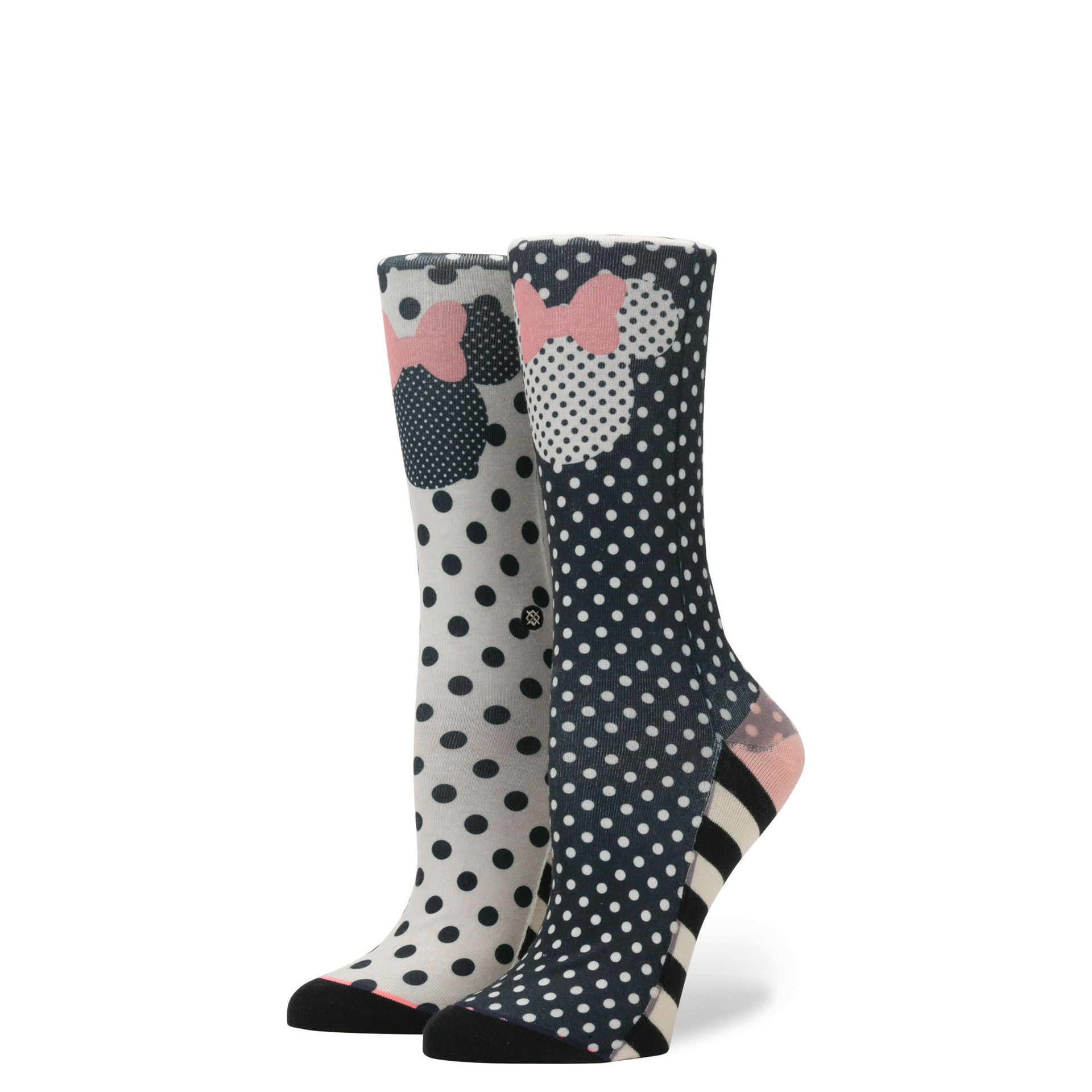 STANCE - DISNEY SPRINKLED MINNIE BLACK