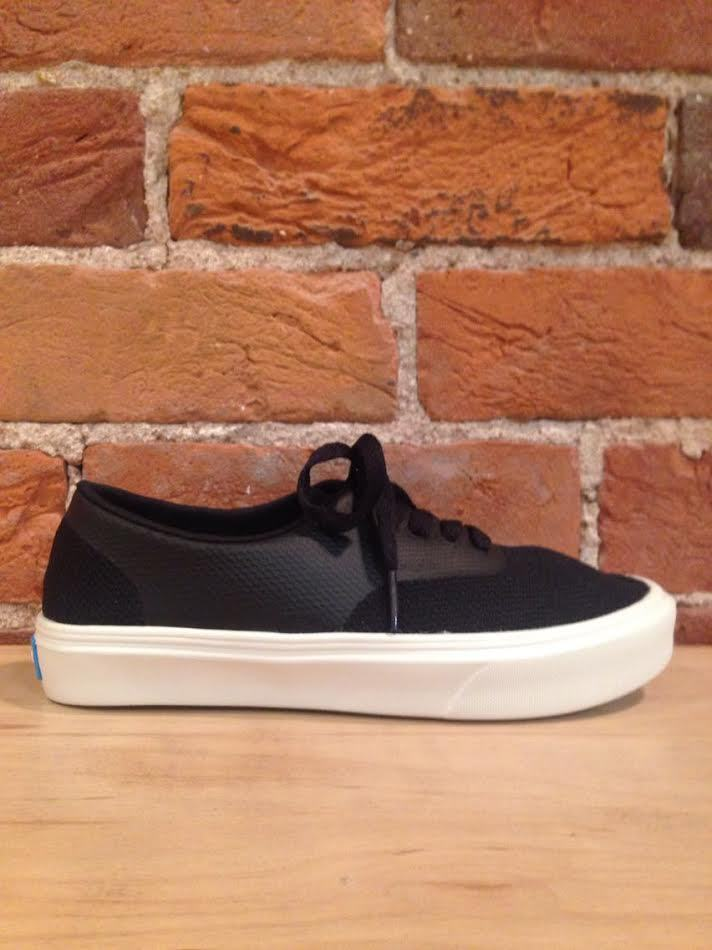 PEOPLE FOOTWEAR - THE STANLEY REALLY BLACK/PICKET WHITE