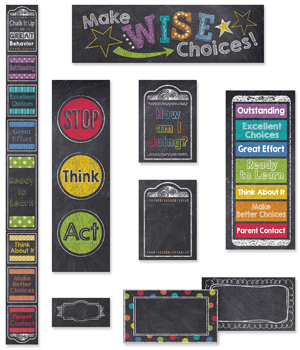 CTP 6960 CHALK BEHAVIOR CLIP CHART MINI BBS