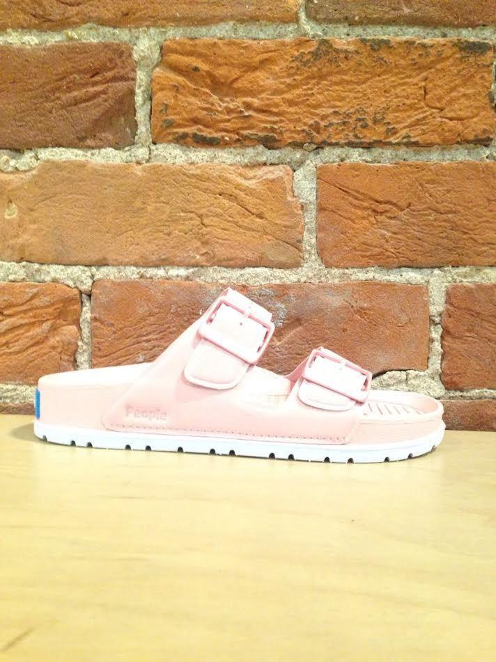 PEOPLE FOOTWEAR - THE LENNON IN ROSEHIP PINK