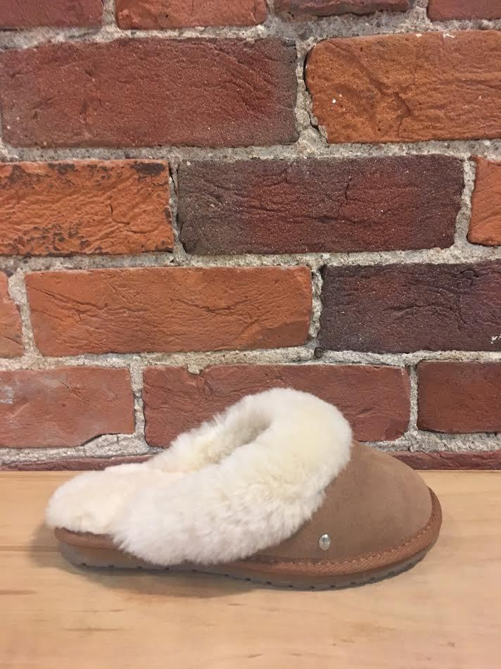 EMU - JOLIE SLIPPER CHESTNUT