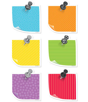 CTP 3450 STICKY NOTES CUTOUTS