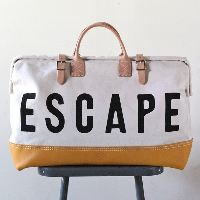 ESCAPE Weekender Bag