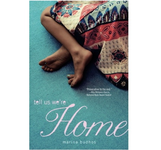 Image result for tell us we're home book cover