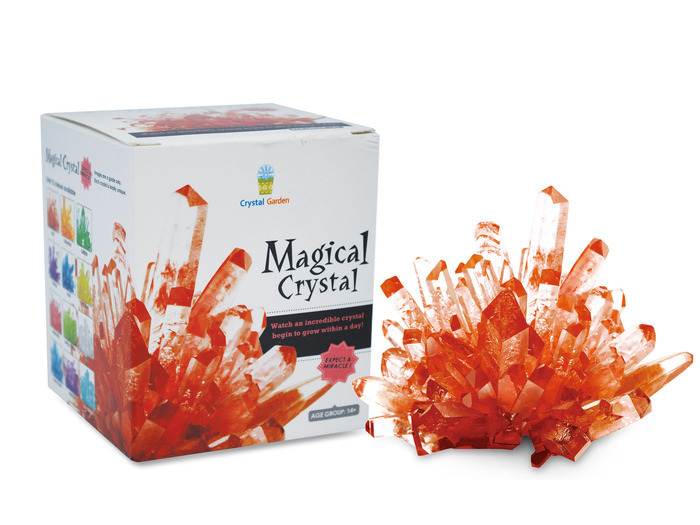 TED MC1001 MAGICAL CRYSTAL RED