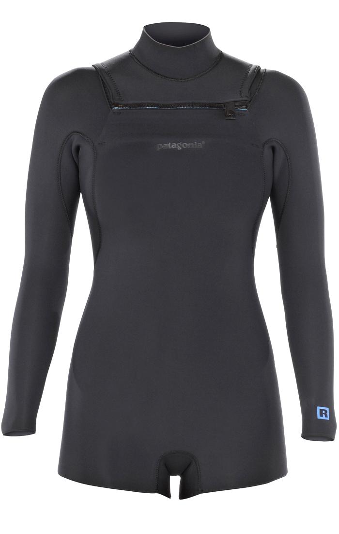 Women's R1 Front Zip L/S Spring Suit