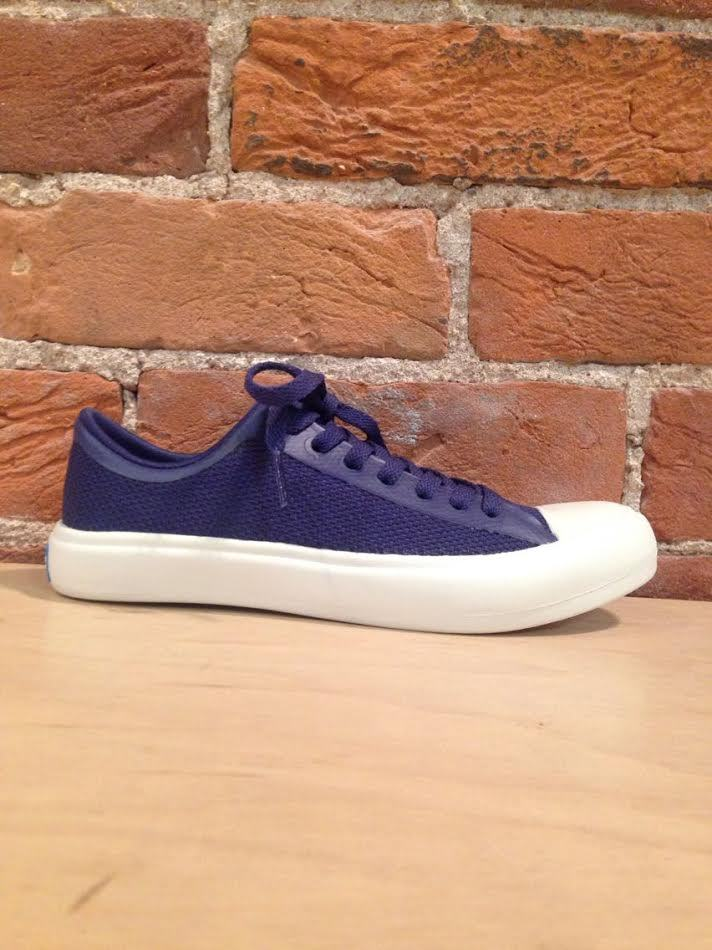 PEOPLE FOOTWEAR - THE PHILLIPS IN MARINER BLUE/PICKET WHITE