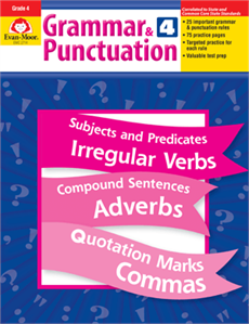 EMC 2714 GRAMMAR AND PUNCTUATION G4