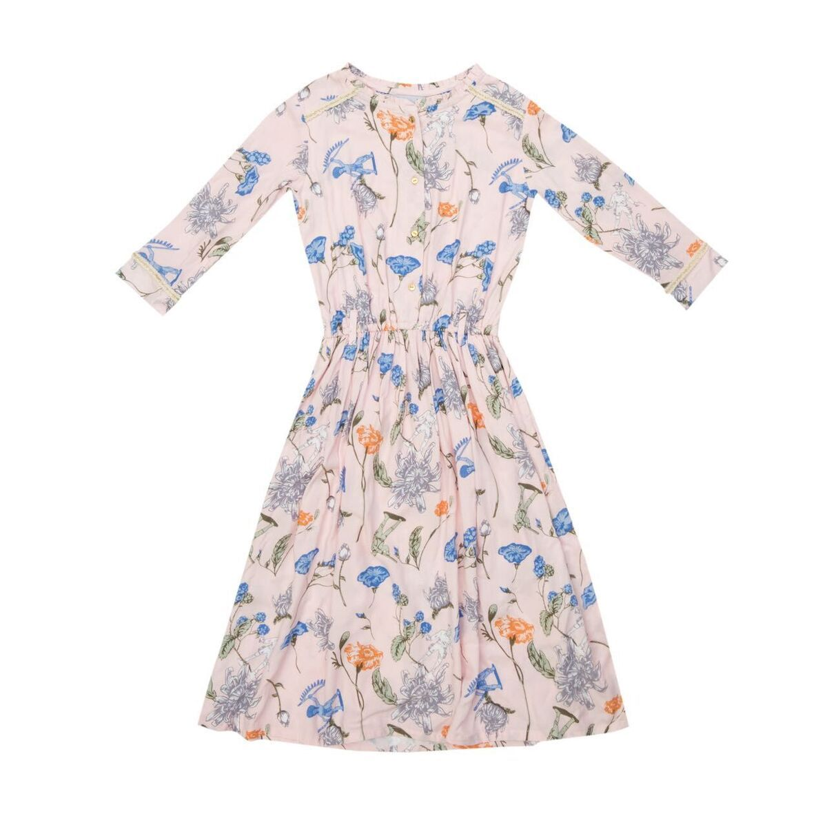 B+L Vivienne Dress - Wild West