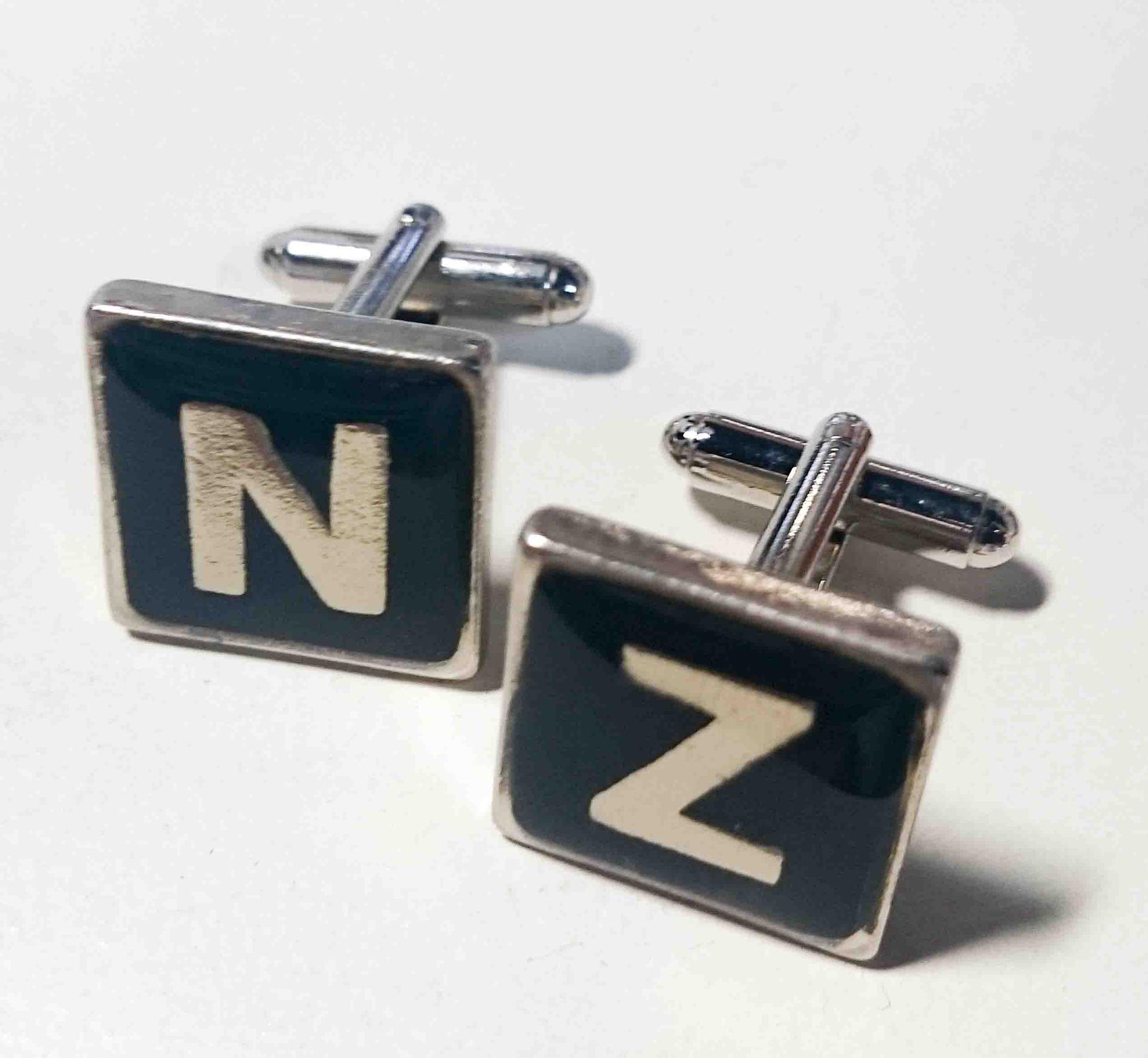 NZ Cufflinks