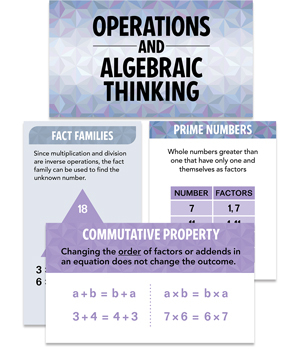 CTP 6985 OPERATIONS/ALGEBRAIC THINKING MINI BBS
