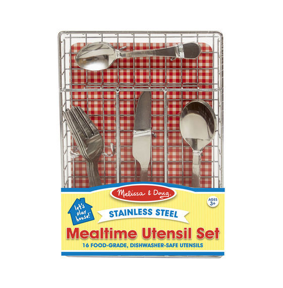 MD 9347 LETS PLAY HOUSE UTENSILS
