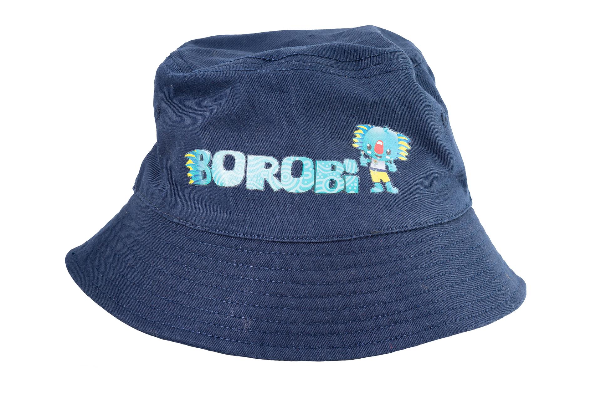 Borobi Mascot Bucket Hat