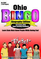 GA 1594 OHIO BIOGRAPHY BINGO