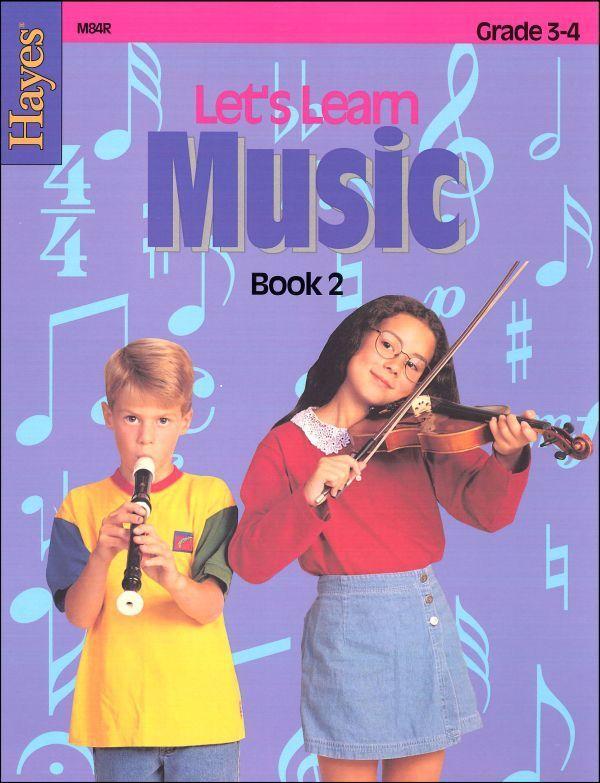 H M84R LET'S LEARN MUSIC BK 2