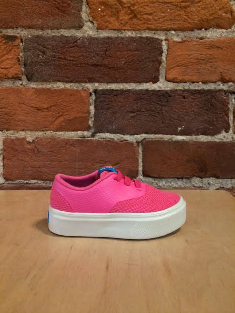 PEOPLE FOOTWEAR - THE STANLEY JUNIOR IN PLAYGROUND PINK