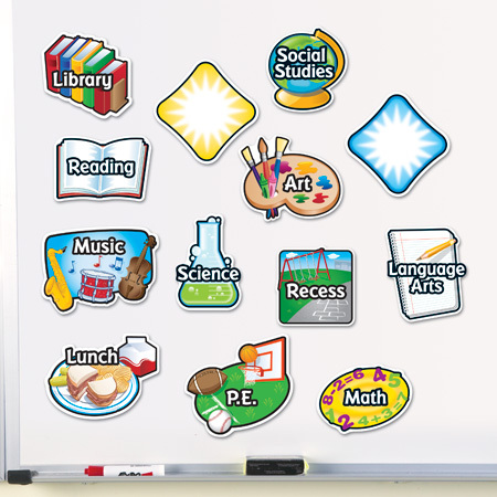 LER 3226 MAGNETIC SUBJECT LABELS