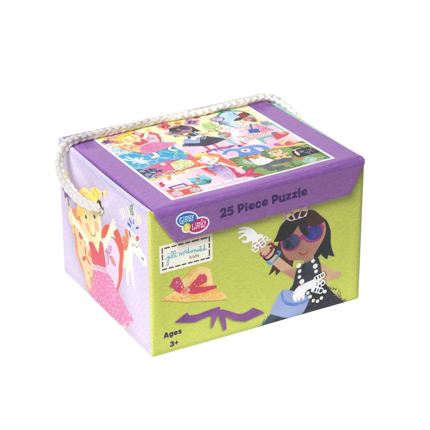 EU BJP 16521 DRESS UP DARLINGS PUZZLE