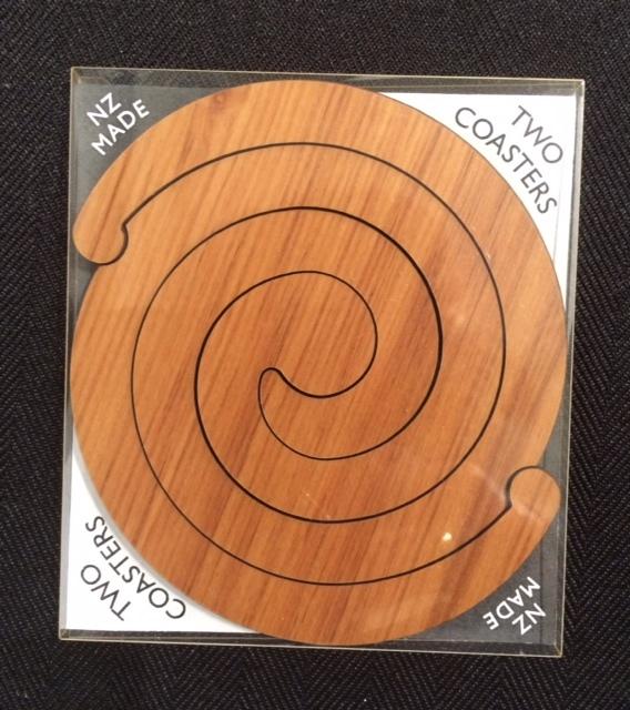 Rimu Scroll Coasters