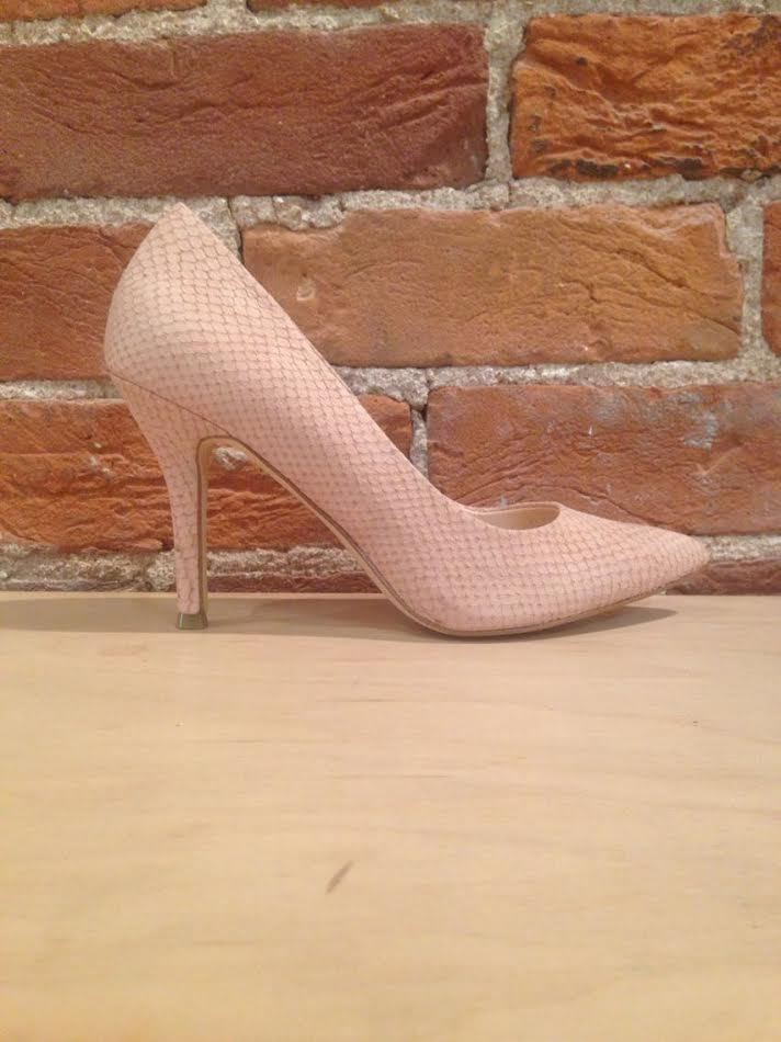 NINE WEST - FLAX IN LIGHT PINK