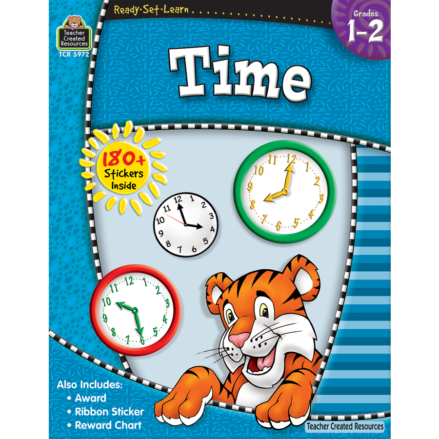 TCR 5972 READY-SET-LEARN TIME G1-2