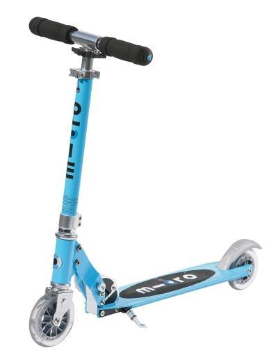 Sprite Micro Scooter, Blu, One Size