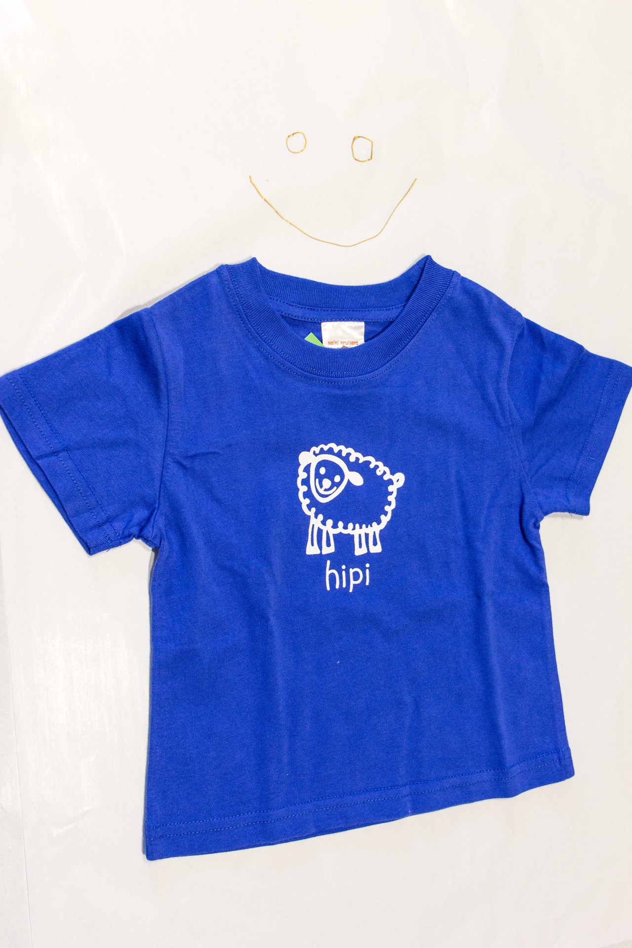 Hipi Sheep Tshirt 2yr