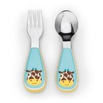 Skip Hop Zoo Utensil Set, Giraffe, One Size