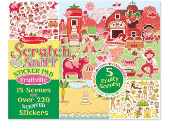 MND Scratch Sniff Fruitville