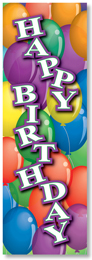 NS 2004 HAPPY BIRTHDAY BOOKMARKS