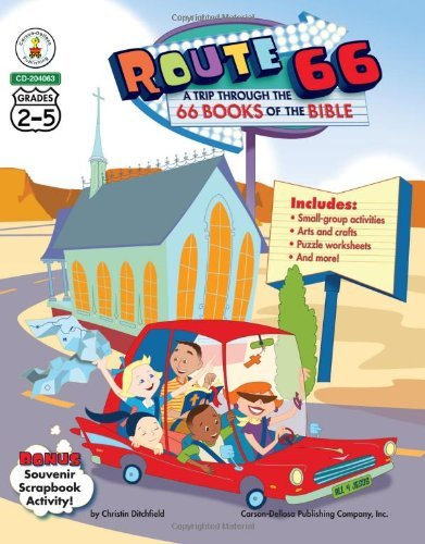 CD 204063 ROUTE 66 G2-5