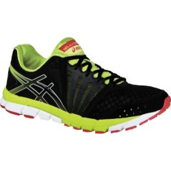 Asics Shoes ASICS GEL Lyte 33 2.0 Running Shoe (Men) Black Lime Red  / 12 at Sears.com