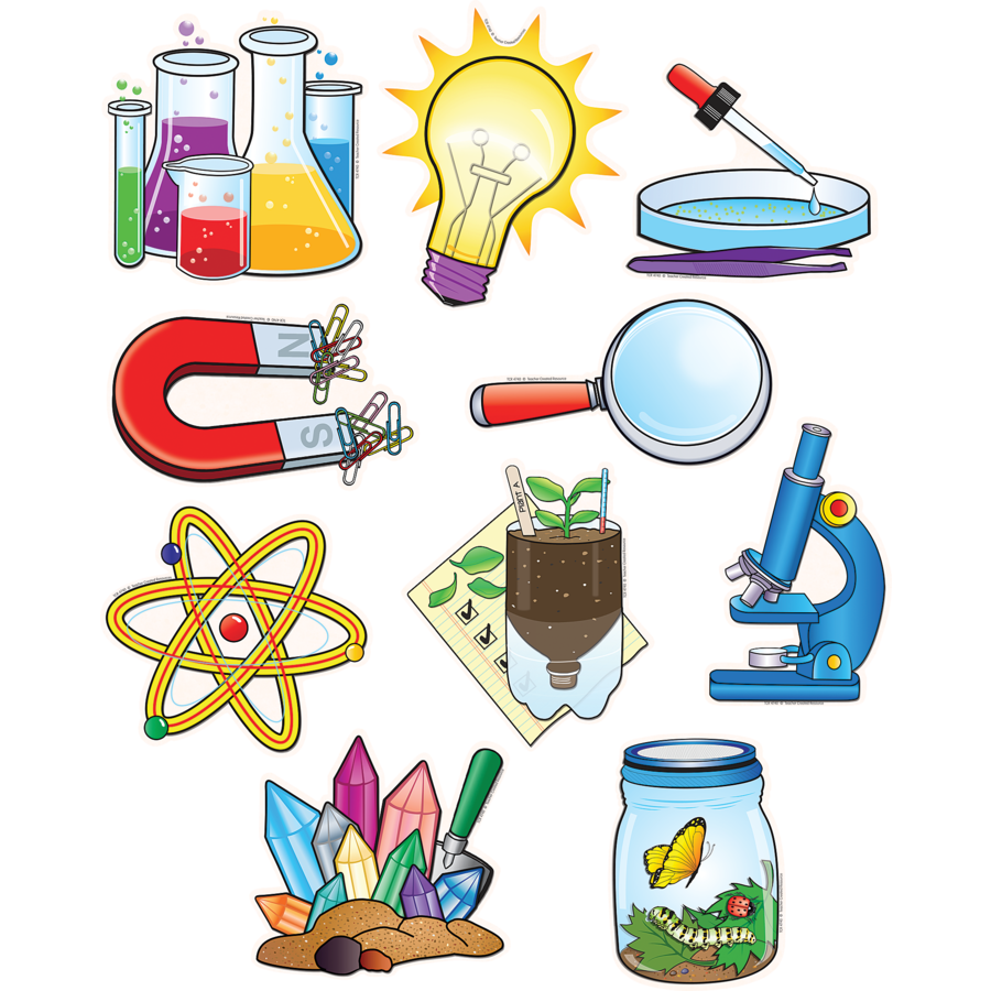 TCR 4740 SCIENCE CUTOUTS