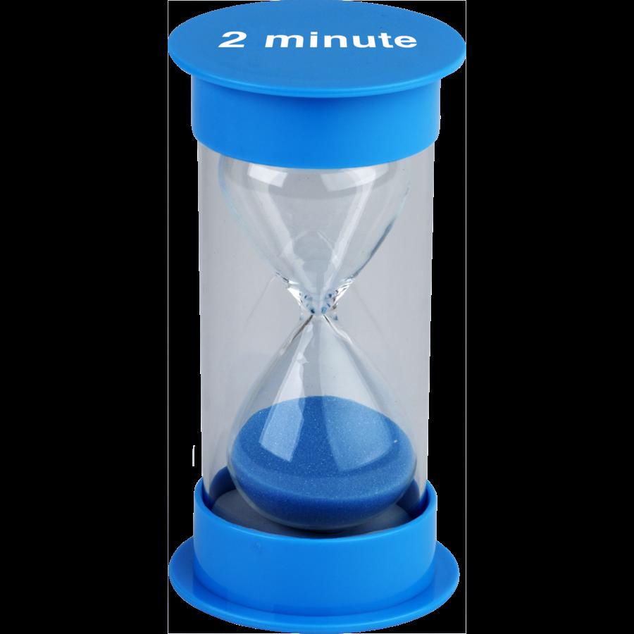 TCR 20758 2 MINUTE SAND TIMER- MED