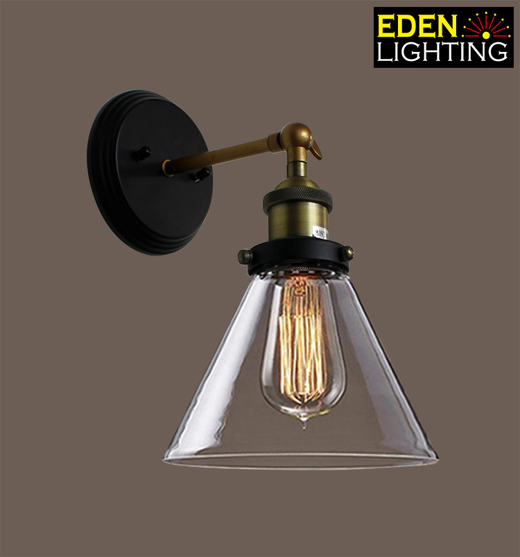Wall Lamps Nz : Industrial Wall Light fitting Eden Lighting
