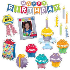 CTP 6958 HAPPY BIRTHDAY MINI BBS