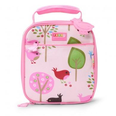 Penny Scallan NEW School Lunchbox (sml), Chirpy Bird, One Size