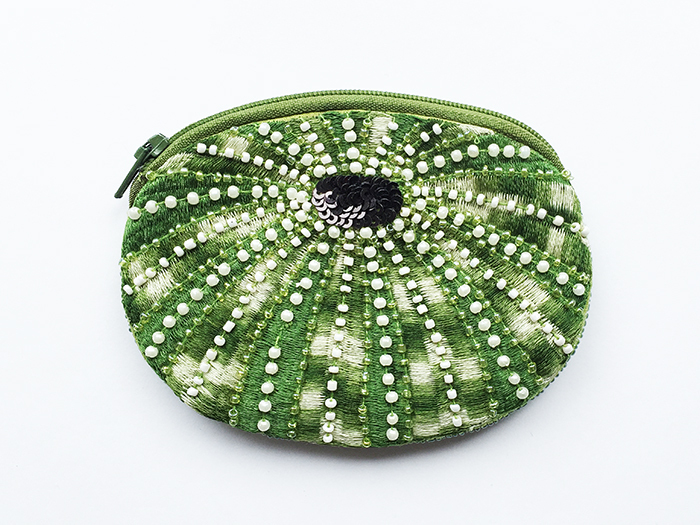 Kina Shaped Coin Purse
