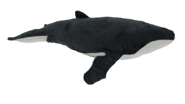 Humpback Whale with Sound Soft Toy