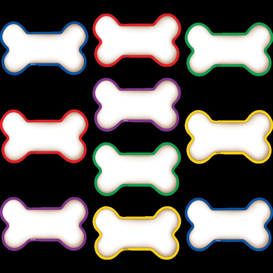 TCR 4417 DOG BONES CUTOUTS