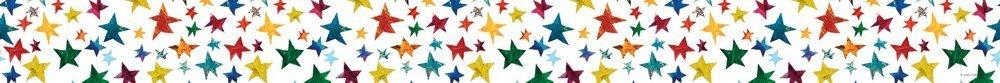 CD 108064 ERIC CARLE SPARKLING STARS BORDER