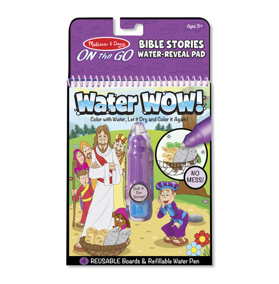 MD 9405 WATER WOW!- BIBLE STORIES