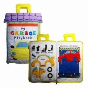 Garage Soft Play Book