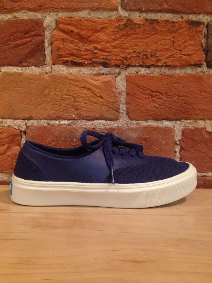PEOPLE FOOTWEAR - THE STANLEY MARINER BLUE/PICKET WHITE