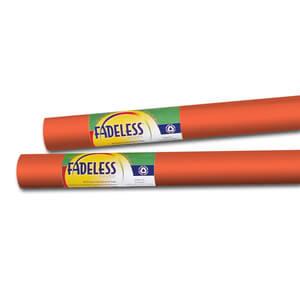 PA 57100 FADELESS PAPER ROLL ORANGE 24